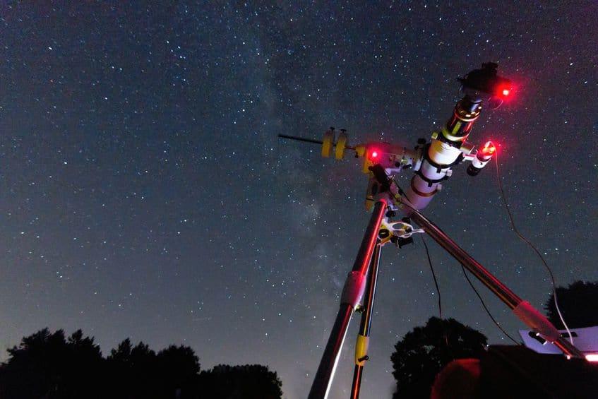 astrofotografia fotografare le stelle
