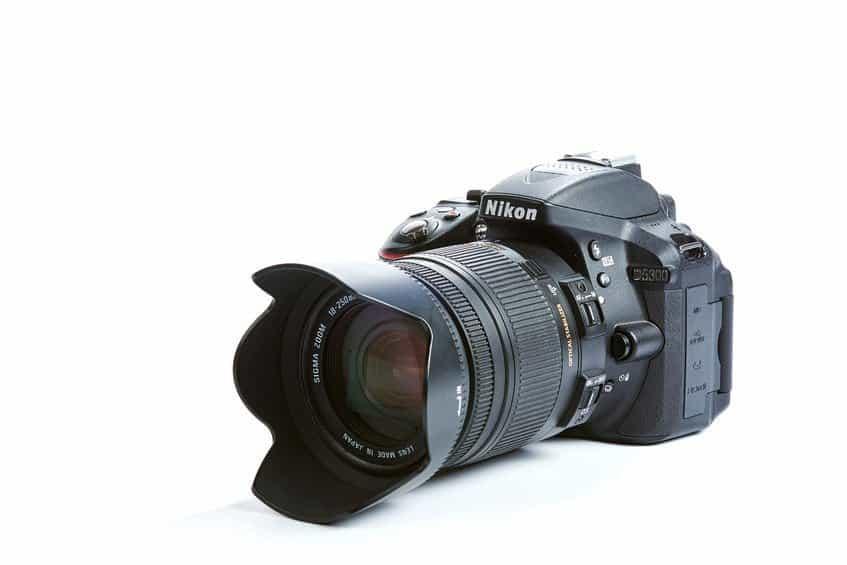 obiettivi nikon D3300