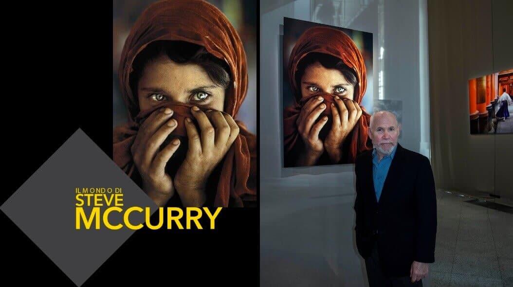 Il mondo di Steve McCurry alla reggia di Venaria (TO)