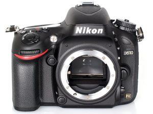 nikon full frame d610