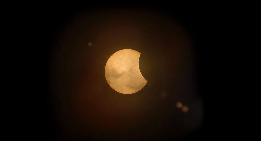 fotografare eclissi di luna