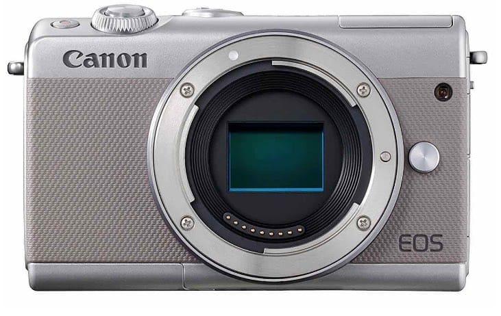 mirrorless canon M100