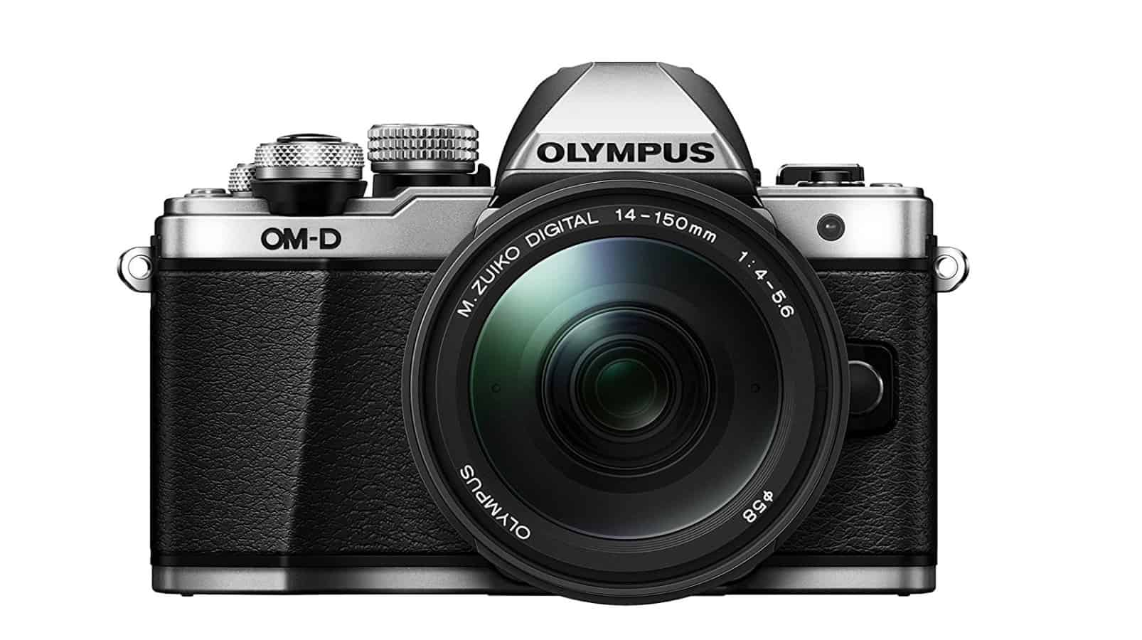 Olympus OM-D E-M10 Mark II, mirrorless