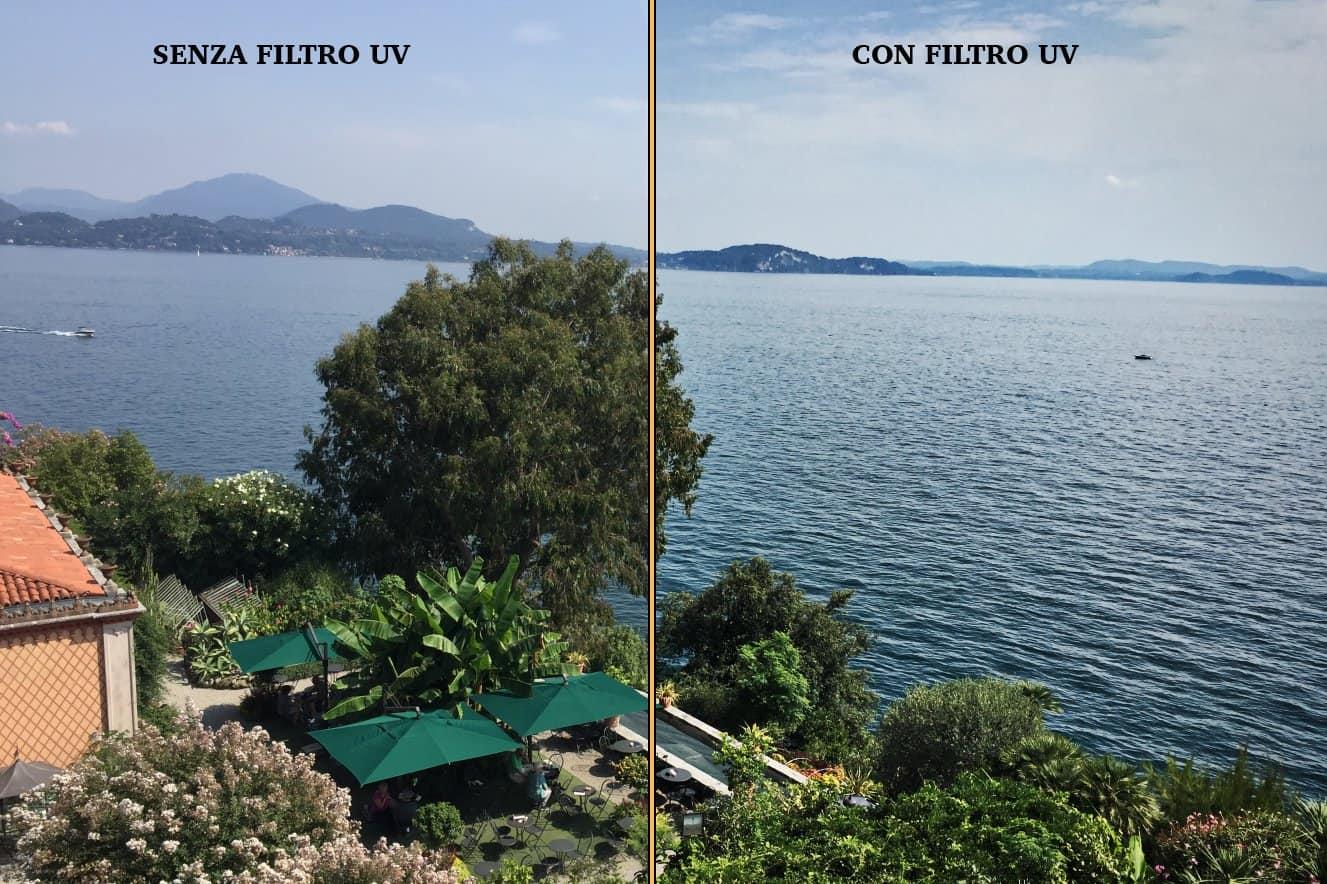 filtro uv, filtro fotografico, Reflex-mania