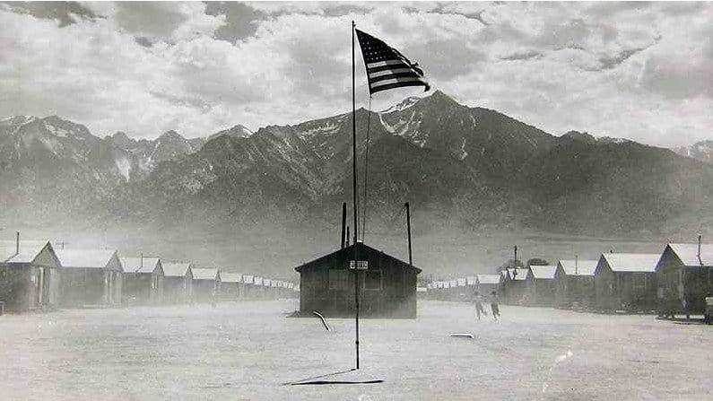 Dorothea Lange, Campo Manzanar