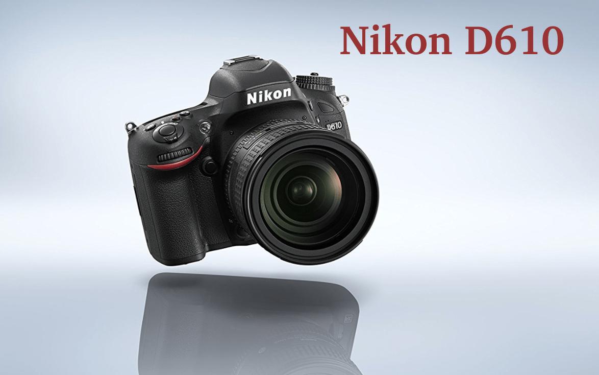 Nikon D610, reflex