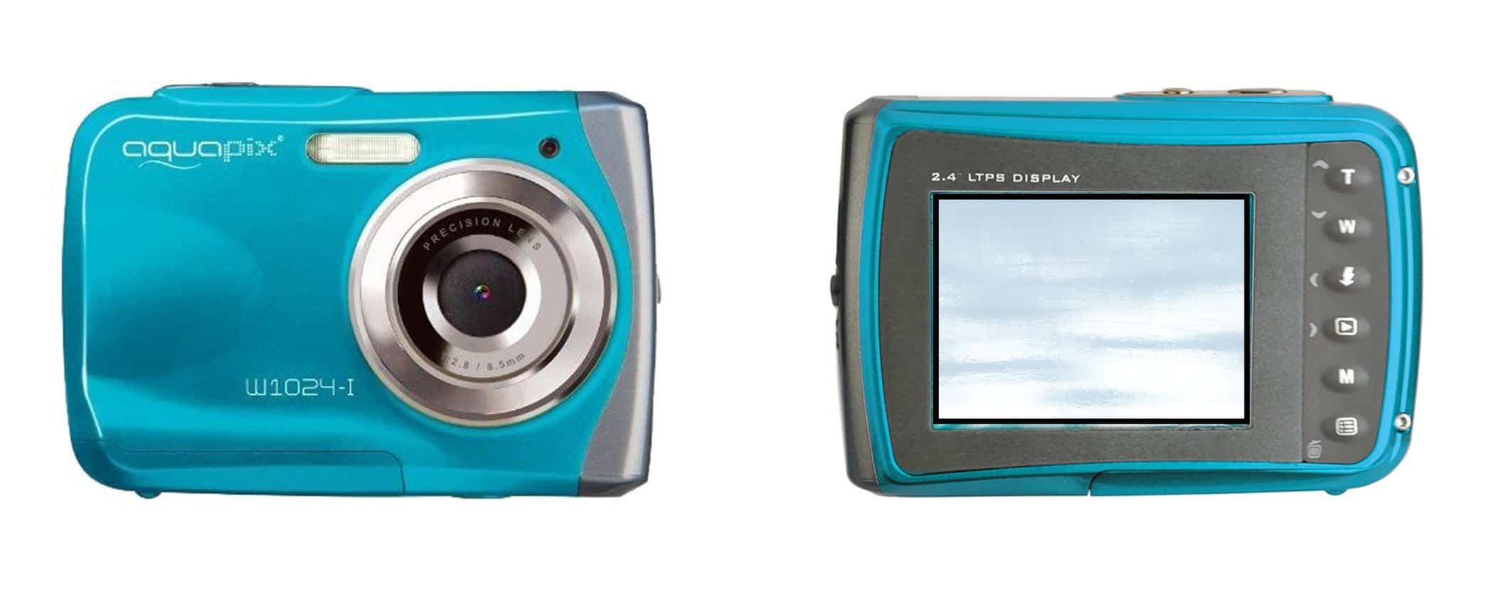 fotocamera subacquea, easypix