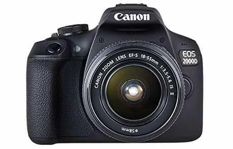 canon d2000