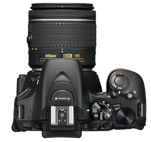 Nikon D5600 corpo macchina