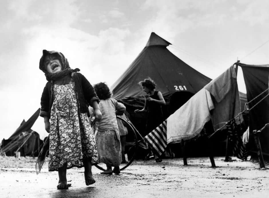 Guerra arabo-Israelian Robert Capa