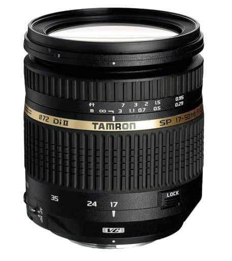 Tamron 17-50 SP 17-50 mm F/2.8 XR Di II VC LD Recensione Completa