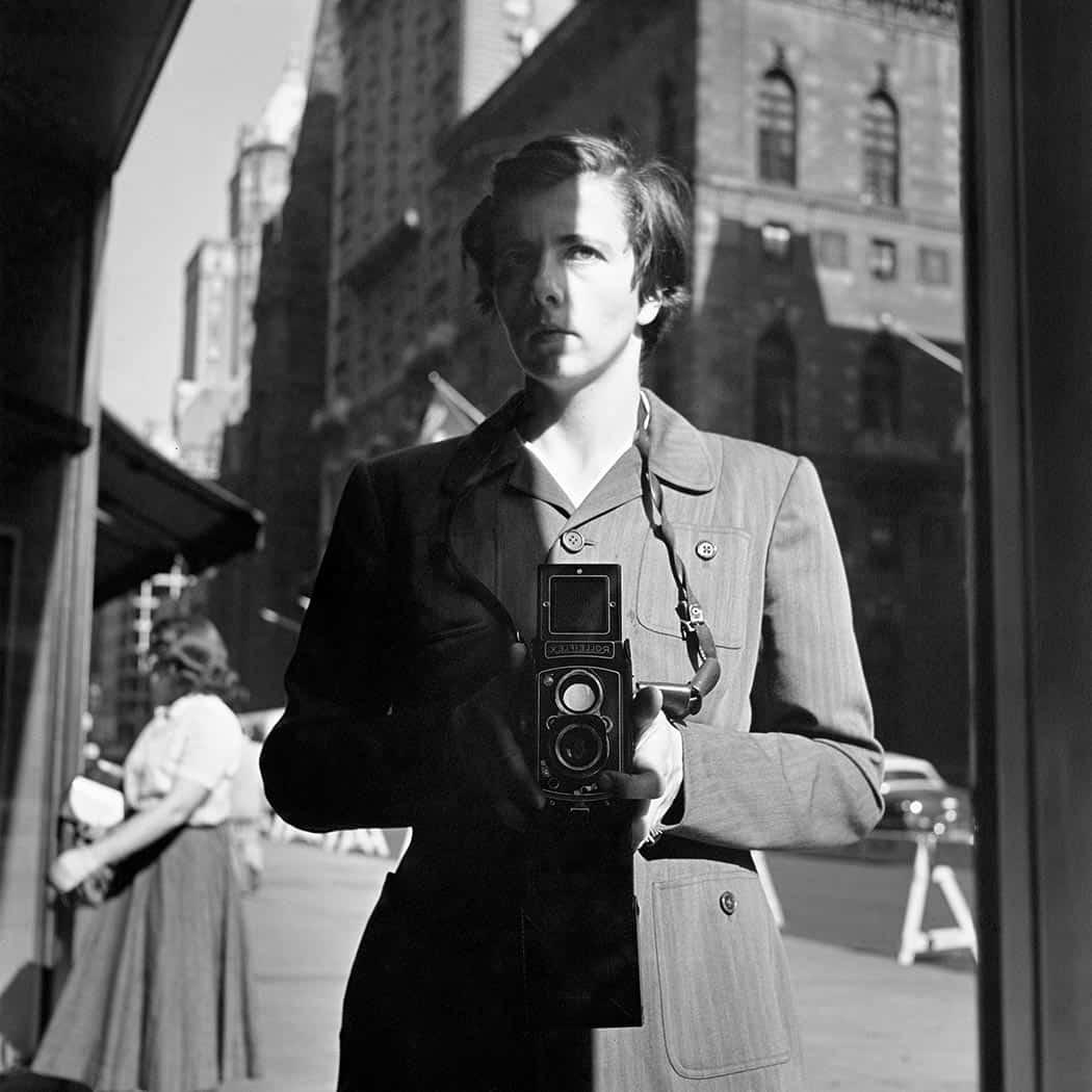 autoritratto fotografico, autoritratto Vivian Maier, Vivian Maier