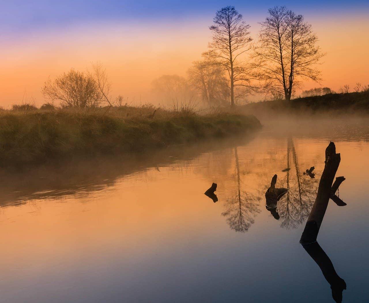 fotografare l'alba