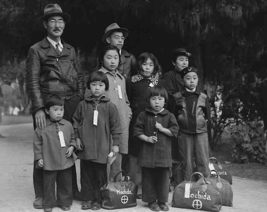 famiglia mochida lange