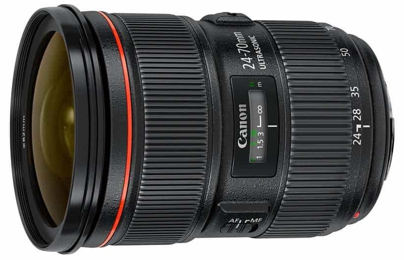 Canon 24-70 F2.8 L II USM