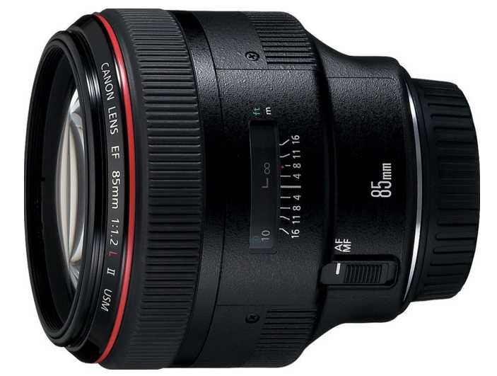 Canon 85 mm L