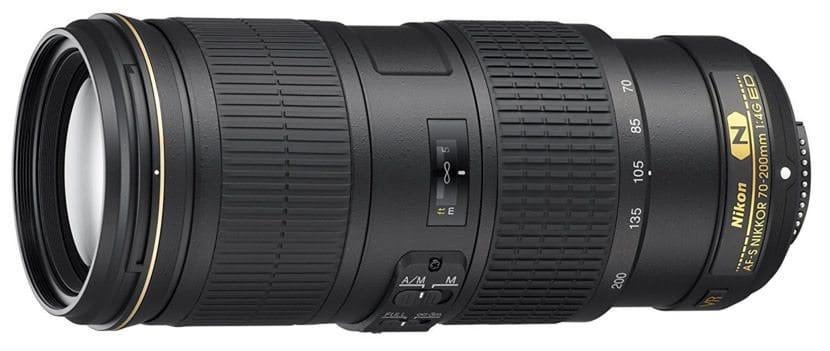 Nikon 70-200 f4