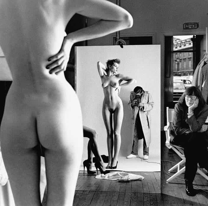 Big Nudes Helmut Newton