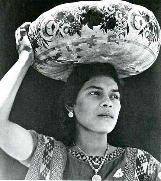 Donna di Tehuantepec, Messico
