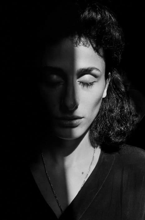 Rosaria Schifani, by Letizia Battaglia