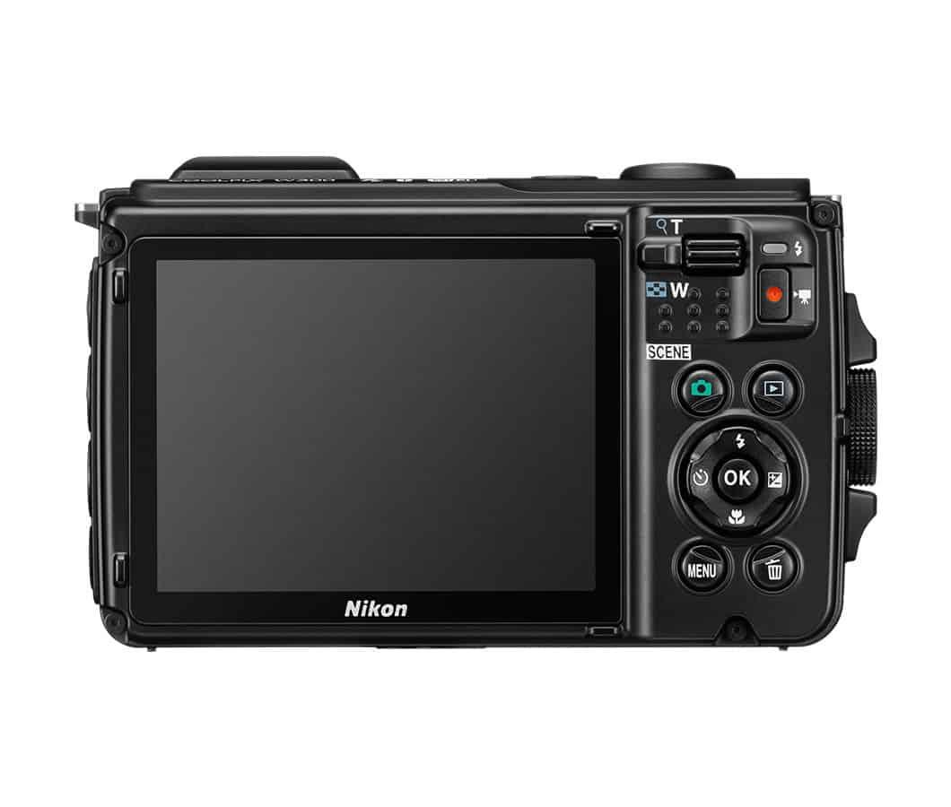 nikon coolpix w300, fotocamera subacquea,