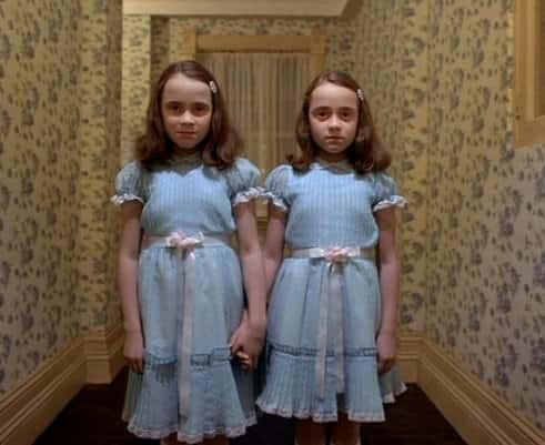 shining twins arbus
