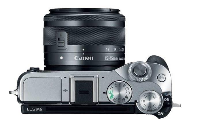 M6 Canon