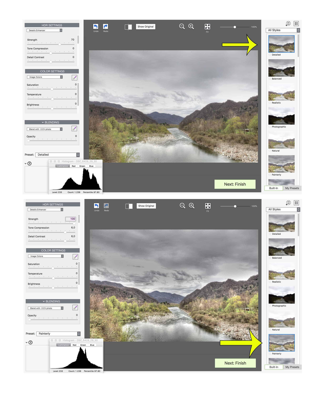 foto HDR, Photomatix Pro