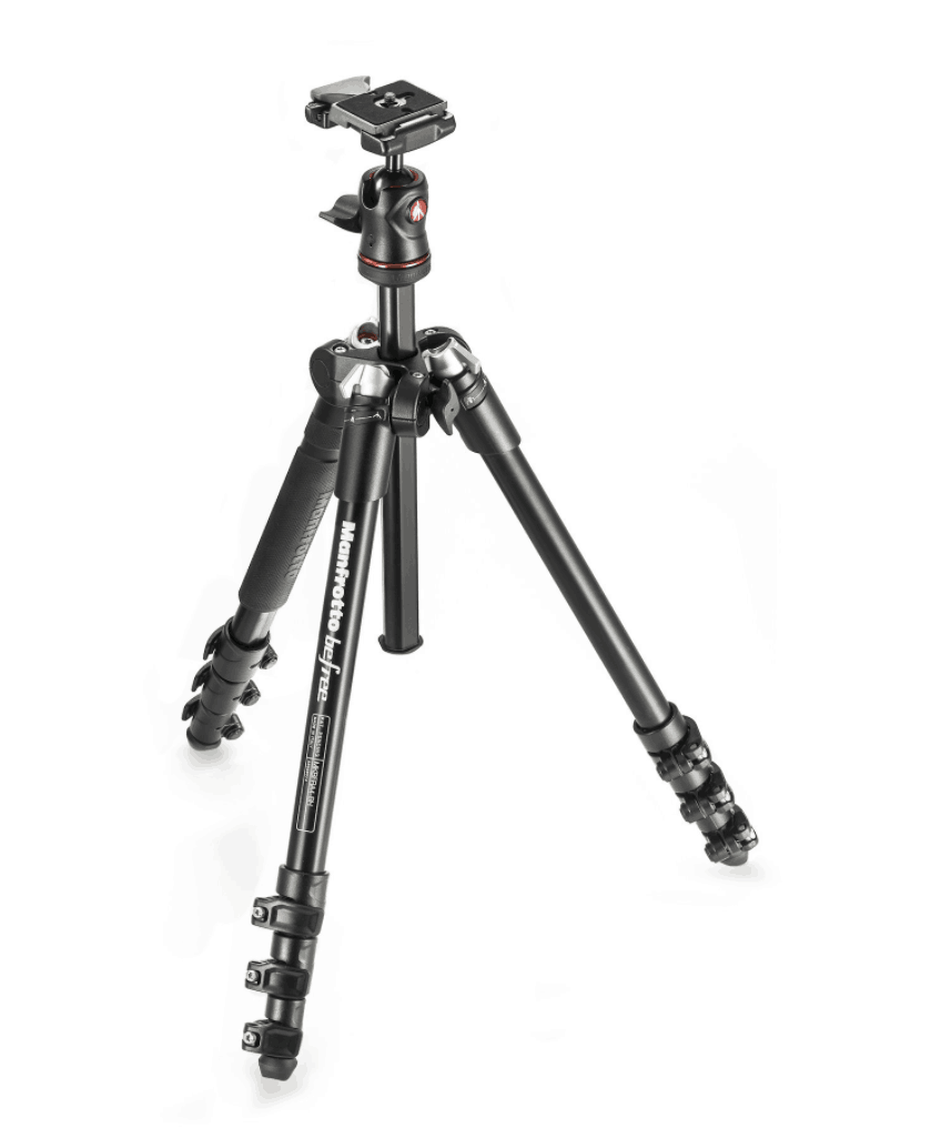 treppiedi, Manfrotto BeFree