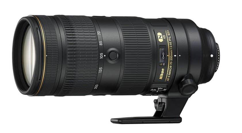 NIKKOR 70-200mm f/2.8E FL ED VR