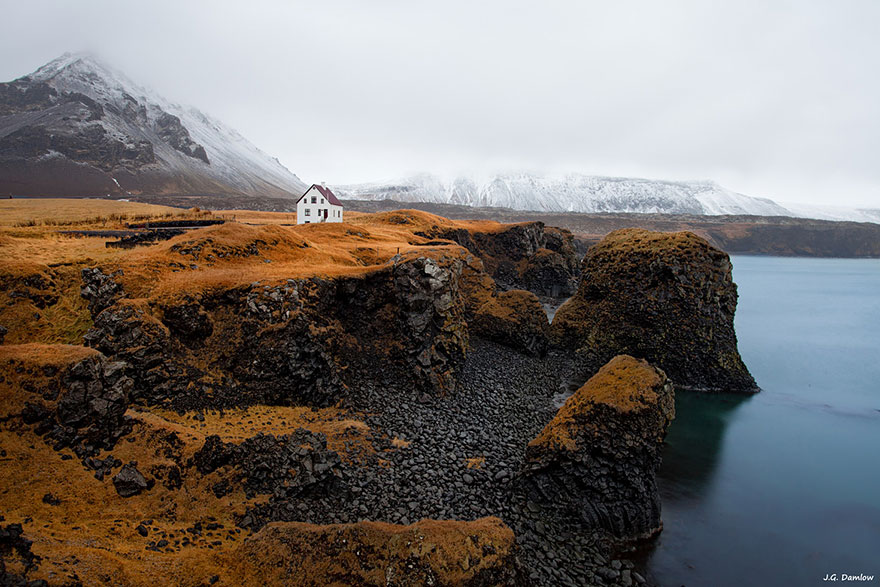 Fotografare l'Islanda - 37 foto della natura