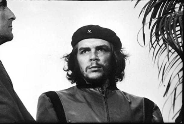 Che Guevara Leica