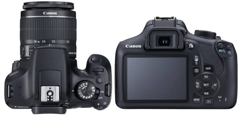 entry level canon 1300d