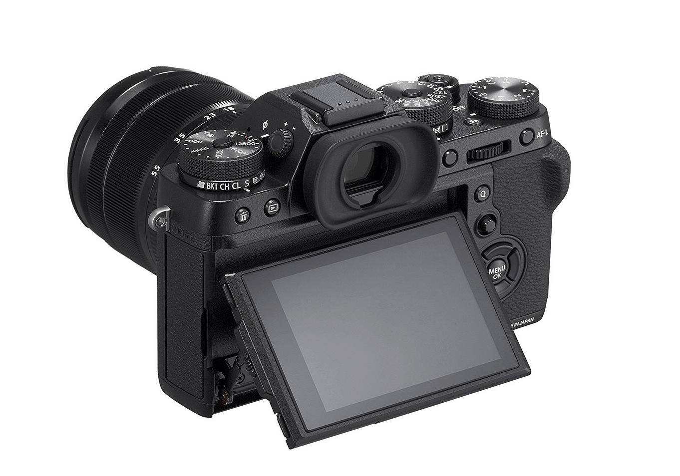 fuji XT2 schermo LCD