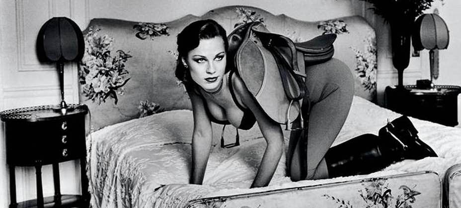 Sleepless Nights Helmut Newton