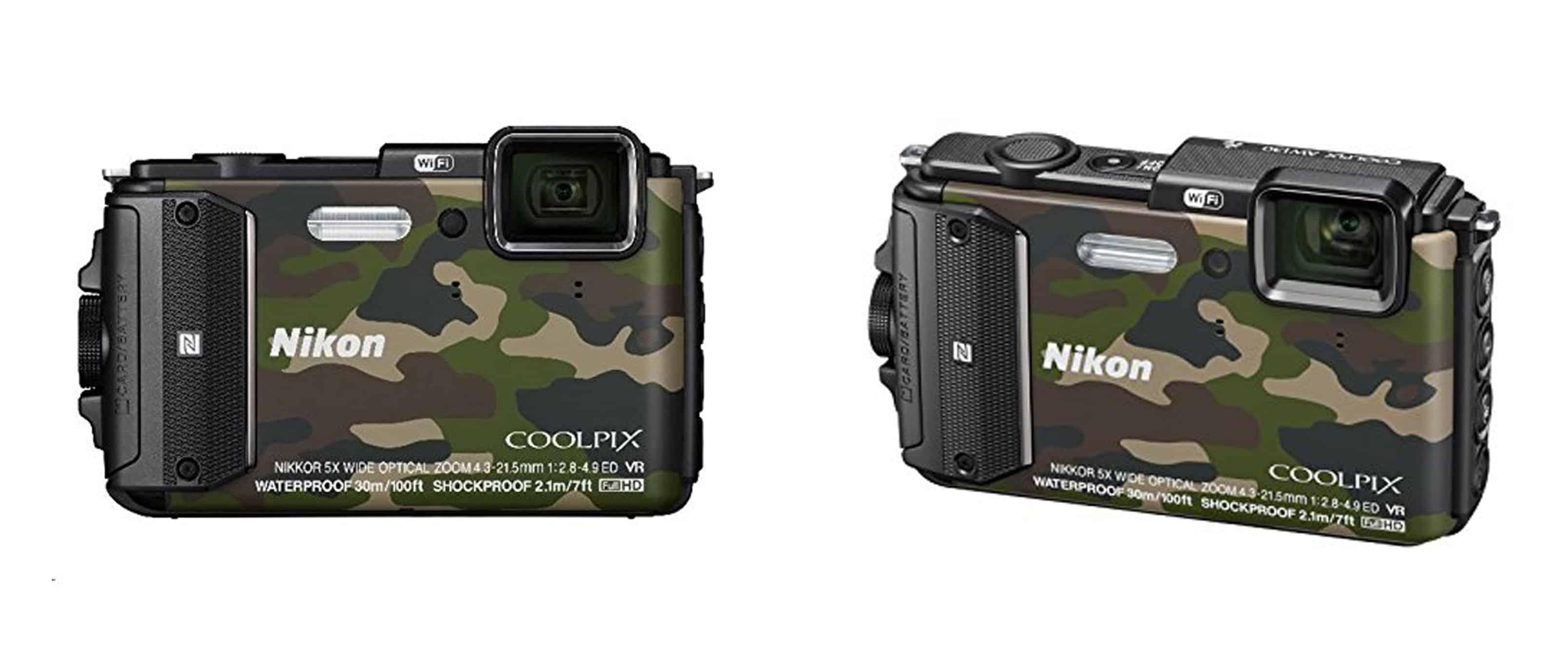 nikon coolpix aw130, fotocamera subacquea