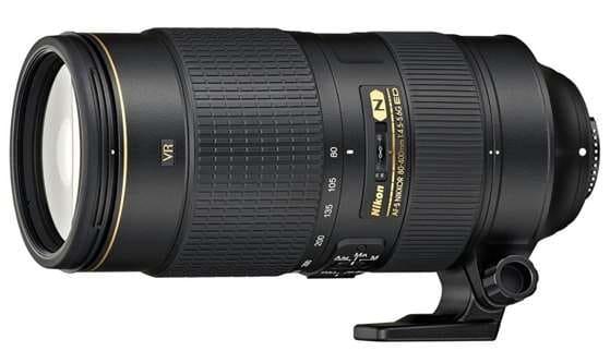 Nikon 80-400 vr