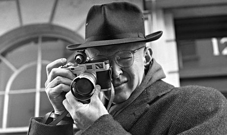 Cartier-Bresson Leica