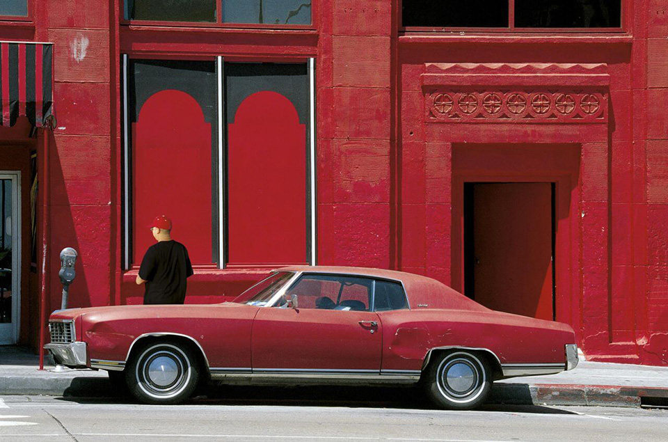 Los Angeles (2001) © Franco Fontana