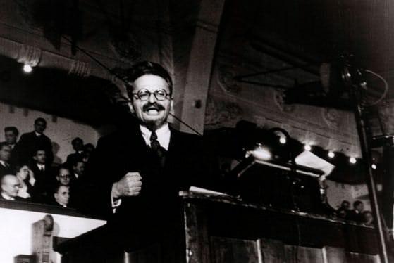 Capa Trotsky