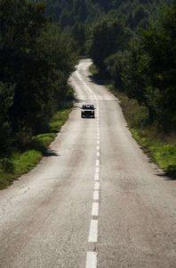 asfalto grigio medio
