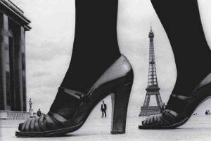 scarpe e tour eiffel horvat