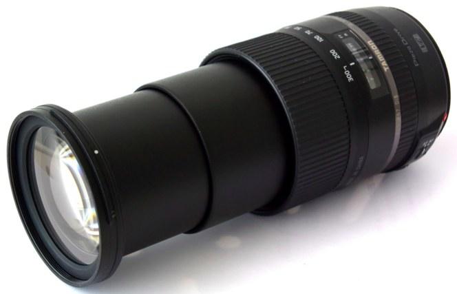Tamron 16-300 mm f/3.5-6.3 Di II VC PZD Macro