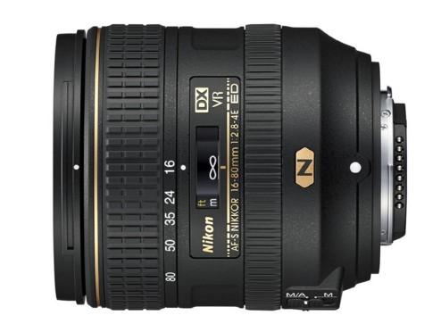 Nikon 16-80 mm F/2.8-4E