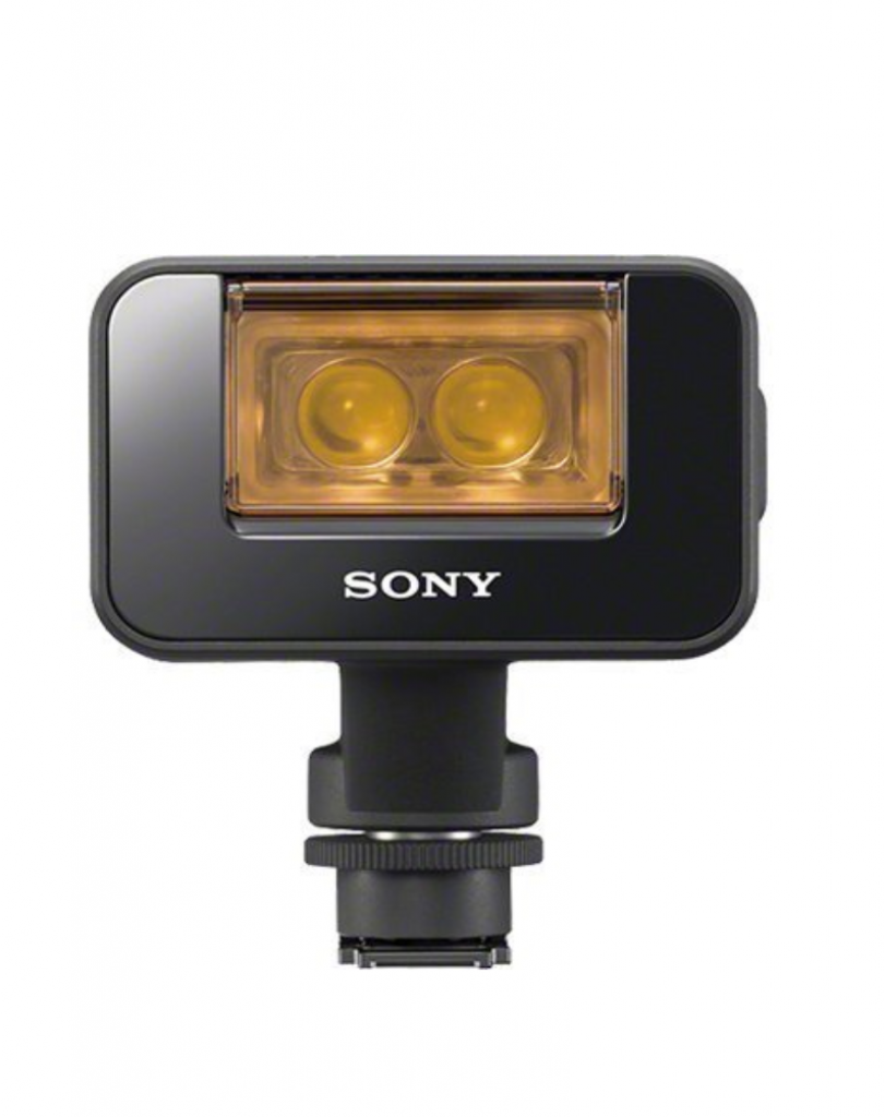 sony a6000; illuminazione ausiliaria