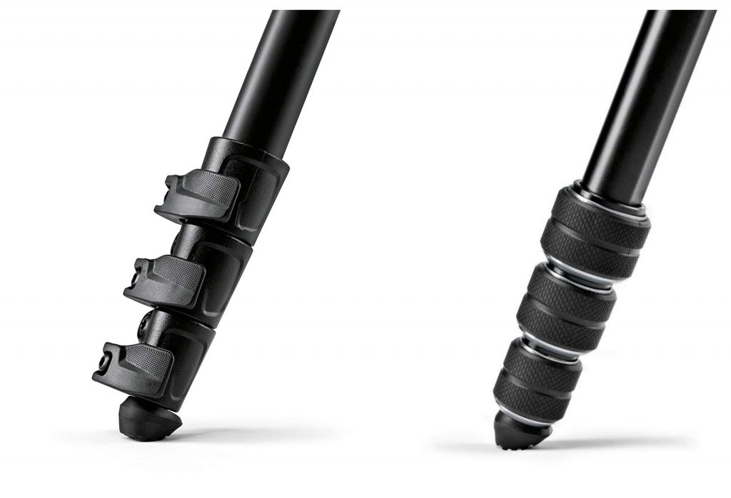 Treppiede, Manfrotto Befree Advanced Twist