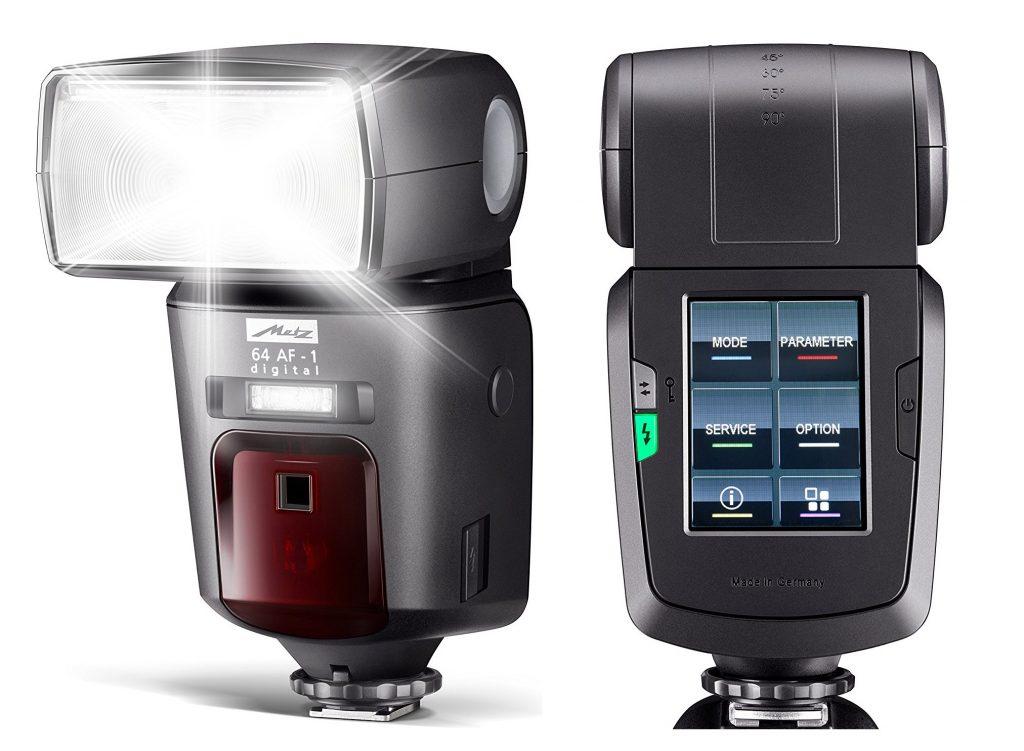 flash, flash esterno, flash a slitta, flash per Nikon