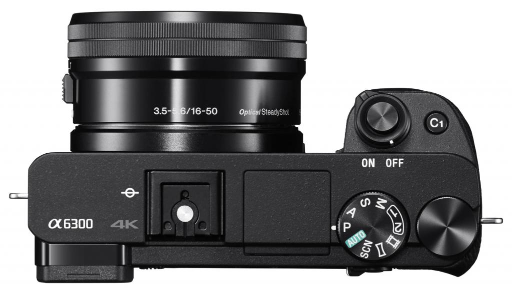 Sony a6300, mirrorless