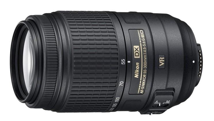 Nikon 55-300