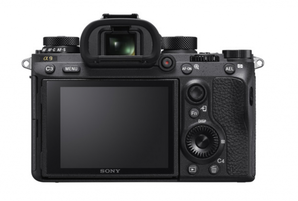 Sony a9, mirrorless